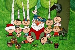 Новогодние мультфильмы — Дед Мороз и лето