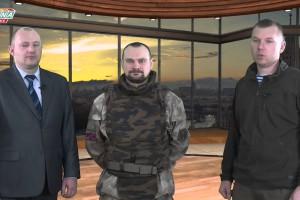 Фонд помощи Новороссии: Бронежилеты для подразделения «Троя»