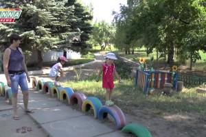 Адресная помощь детским садам Луганска от Фонда помощи Новороссии и МОО Вече