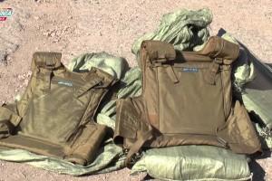 Бронежилеты от Фонда помощи Новороссии и МОО Вече для бригады Кальмиус
