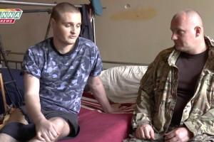 Интервью с бойцом армии ЛНР. Обо всех ужасах пребывания в украинском плену