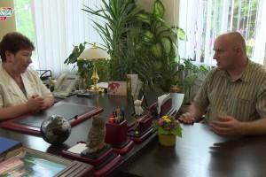 Интервью с главным врачом детской республиканской больницы Луганска