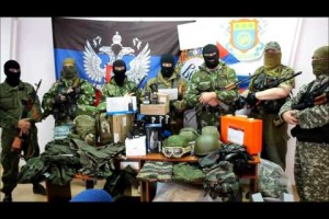 Спецназу Стрелкова от ANNA-NEWS и МОО Вече