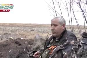 Владимир Орлов в гостях у отряда ополчения 'Хулиган'