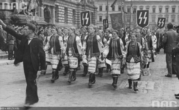 обыкновенный нацизм