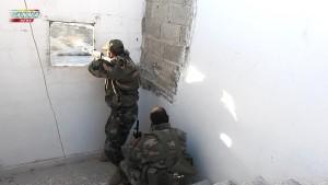 Восточный Алеппо, успех САА