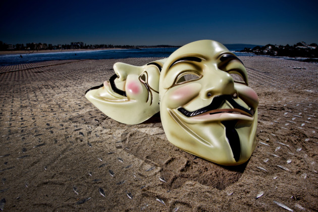 Anonymous, Venice Beach Boardwalk.