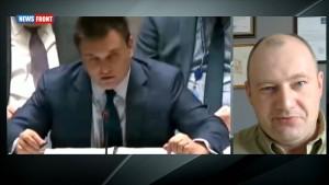 Комментарий Владимира Орлова агентству News Front по вводу миротворцев ООН на Донбасс