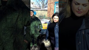 Отчёт о доставки помощи защитникам Горловки