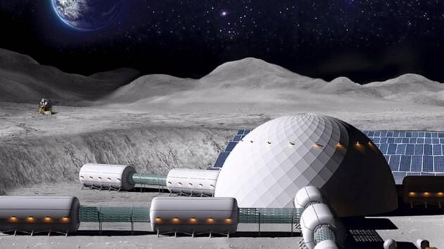 луна база