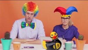 навал клоун